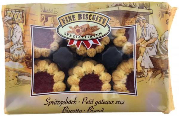 Fine Biscuits Spritzgebäck mit Kirschgeschmackfüllung 235g