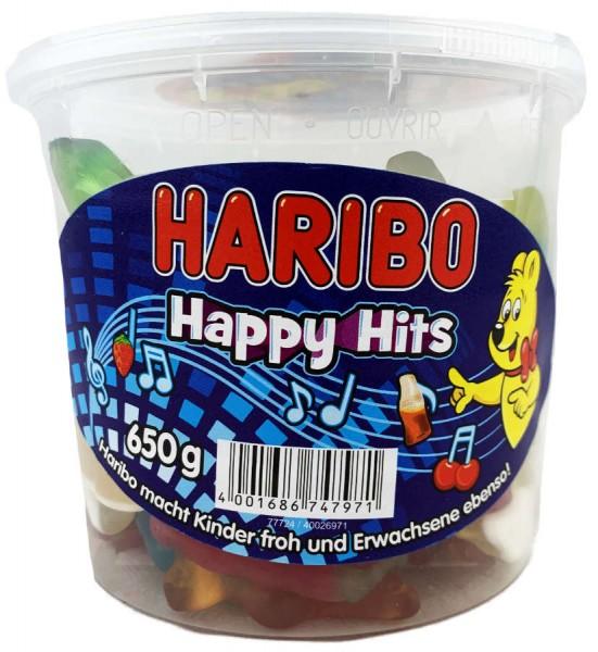 Haribo Happy Hits 650g