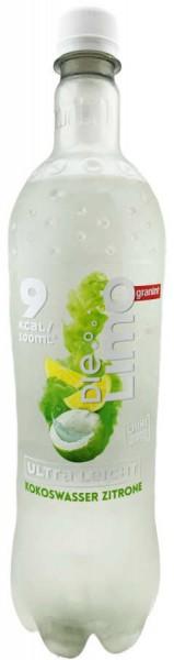 Granini Die Limo Ultra Leicht Kokoswasser Zitrone 1L