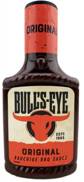 Bulls Eye BBQ Sauce Original BBQ Sauce rauchig 300ml