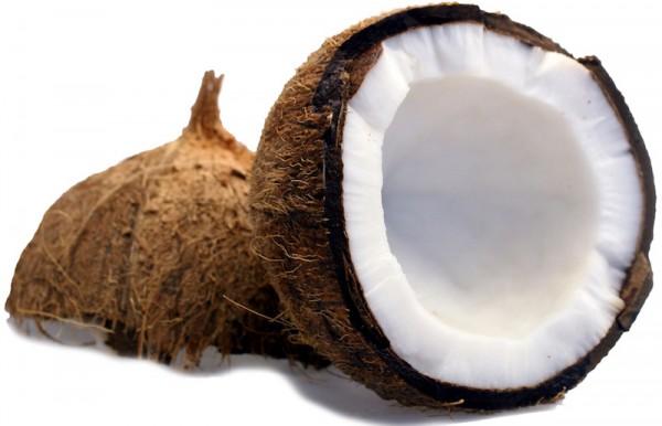 Tropische Kokosnuss Elfenbeinküste Klasse I Ideal für Deko und Verzehr