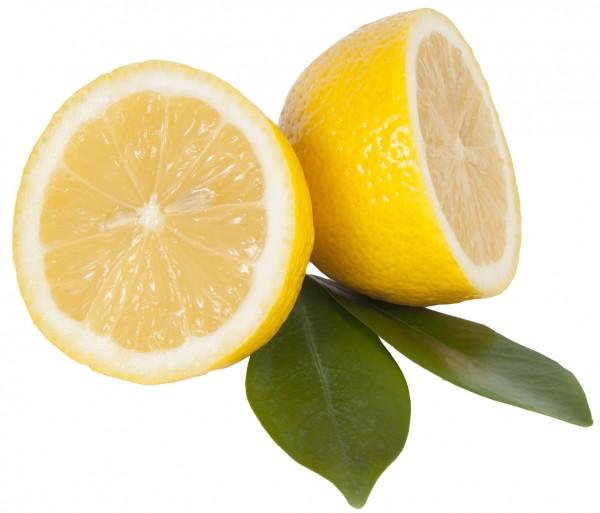 Zitronen Spanien neue Ernte HKL I schön groß