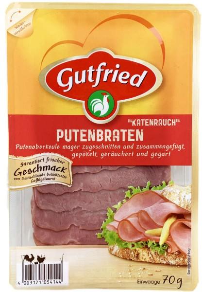 Gutfried Putenbraten Katenrauch 70g