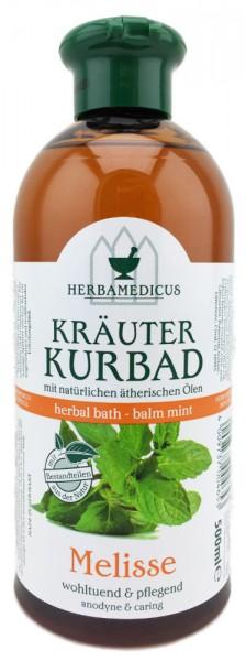 Herbamedicus Kräuterbad Melisse 500ml