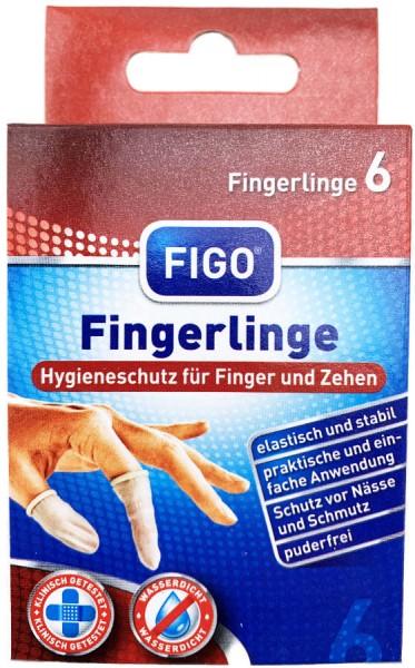Figo Fingerlinge 6er