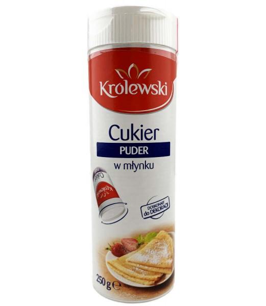 Krolewski Puderzucker Dose 250g