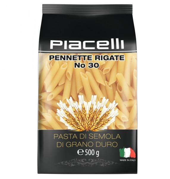 Piacelli Penne Rigate Nudeln 500g