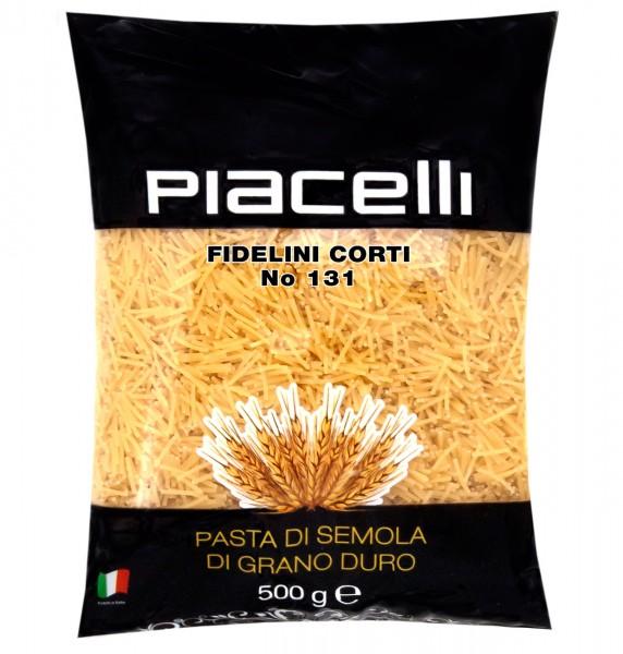 Piacelli Fidelini Corti Nudeln 500g
