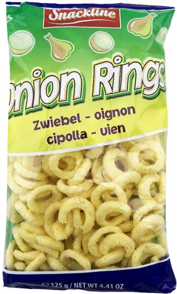 Zwiebelringe Onion Rings 125g