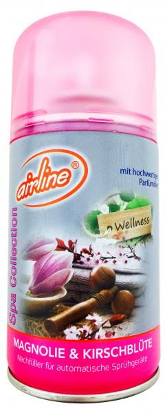 Airline Wellness Magnolie Kirschblüte Duftspray Nachfüller