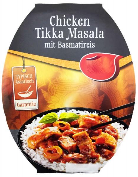 Asia Fertiggericht Chicken Tikka Masala 350g