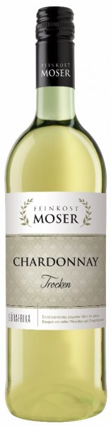 Feinkost Moser Chardonnay 6er Karton Südafrika 2016
