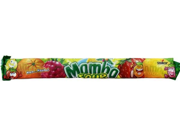 Mamba Kaubonbons mit Fruchtgeschmack Sour 106g