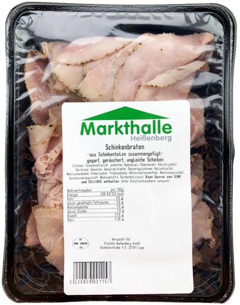 Markthallen Schinkenbraten ungleiche Scheiben ca 190g