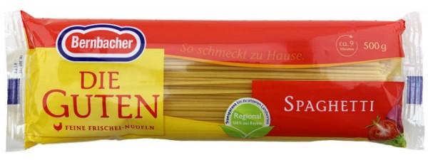 Bernbacher Die Guten Spaghetti 500g