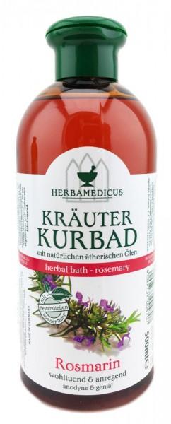 Herbamedicus Kräuterbad Rosmarin 500ml