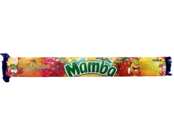 Mamba Kaubonbons mit Fruchtgeschmack 106g