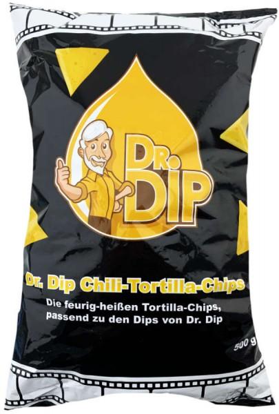 Chili Tortilla Chips 500g