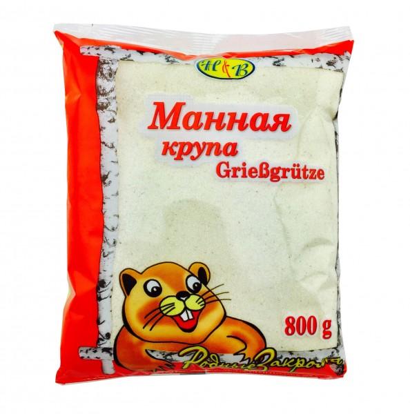 Grießgrütze Weizengrieß 800gr