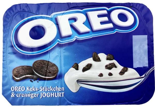 Müller Cremiger Joghurt mit Oreo Keks Stückchen 120g