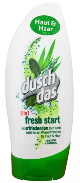 dusch das Fresh Start 250ml
