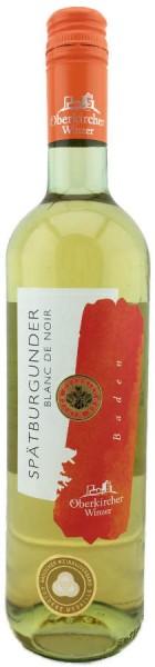 Oberkircher Winzer Pinot Noir Weiß Trocken 750ml
