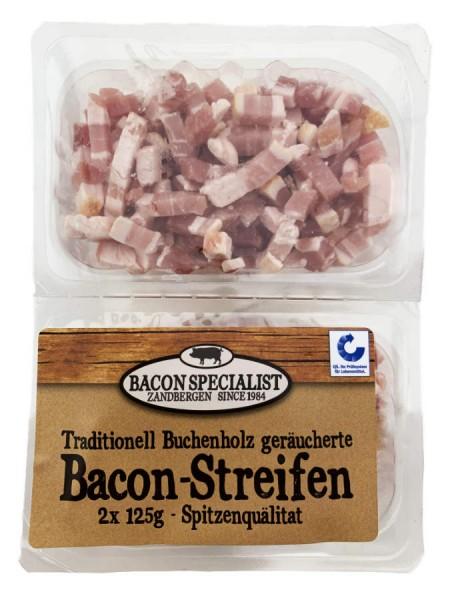Bacon Streifen traditionell geräuchert 250g
