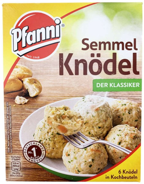 Pfanni Semmelknödel der Klassiker 200g