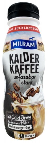 Milram Kalder Kaffee unfassbar stark 250ml