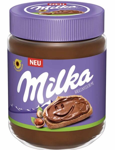 Milka Haselnusscreme Brotaufstrich 350g