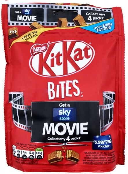 Kitkat Bites 104g