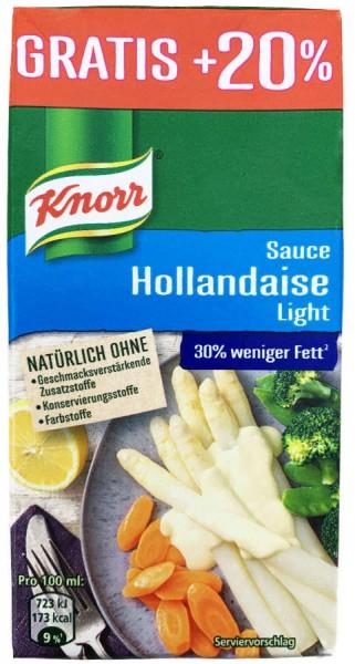 Knorr Sauce Hollandaise Light 300ml