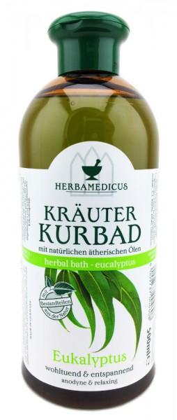 Herbamedicus Kräuterbad Eukalyptus 500ml
