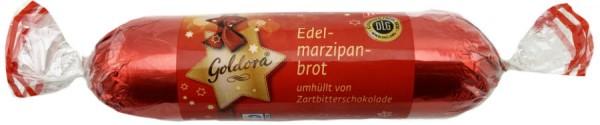 Schluckwerder Edelmarzipanbrot in Zartbitterschokolade 125g