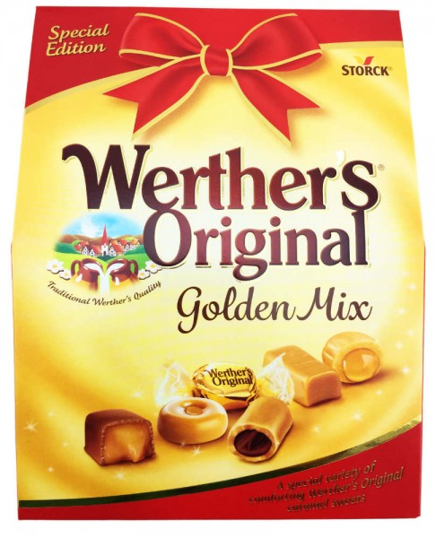 Storck Werthers Original Golden Mix 340g