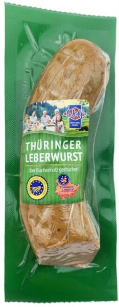 Original Thüringer Leberwurst Stück 180g