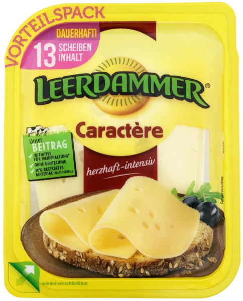 Leerdammer Caractere XL 260g