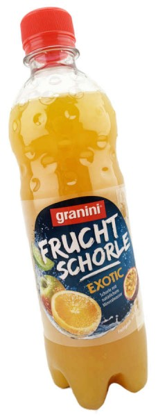Fruchtschorle Exotic 6er Pack 6x500ml