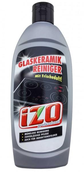 Glaskeramik Reiniger IZO Professional 250ml Flasche