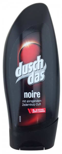 dusch das noire 250ml