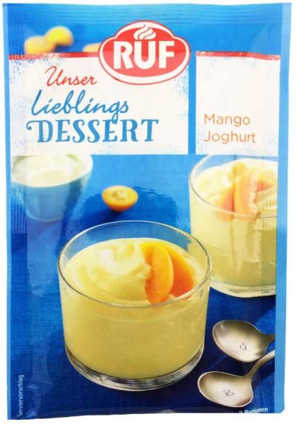 Lieblings Dessert Mango und Joghurt 70g