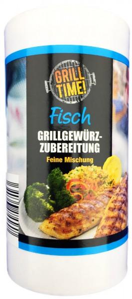 Grill Time Fisch Gewürz Zubereitung 150g Dose
