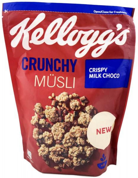 Kelloggs Crunchy Schoko Müsli 400g