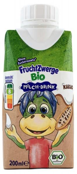 Fruchtzwerge Bio Milch Drink Kakao 200ml