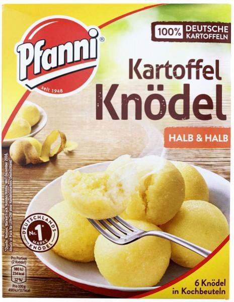 Pfanni Kartoffelknödel halb und halb 200g