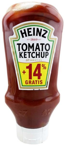 Original Heinz Tomatenketchup 570ml